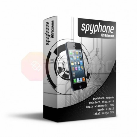 SpyPhone iOS Extreme - GPS dla dzieci