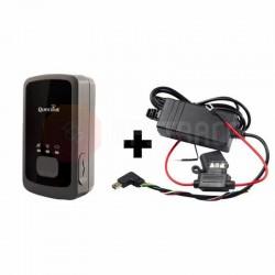Monitoring pojazdów GPS GL300 + Zasilacz samochodowy CPP 5V1500 V2