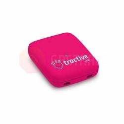 Lokalizator GPS Tractive dla psa z kryształkami Swarovskiego®