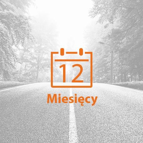 Wydłużenie czasu przechowywania archiwum tras do 12 miesięcy