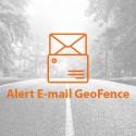 E-mail alert o przekroczeniu strefy GeoFence