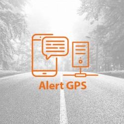 SMS o braku łączności GPS z serwerem 10 min