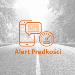 SMS o przekroczeniu prędkości