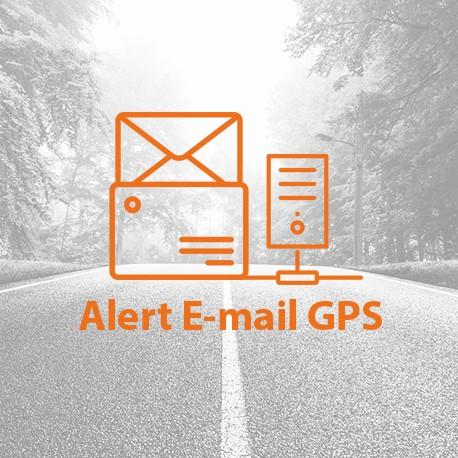 Email o braku łączności GPS z serwerem 10 min