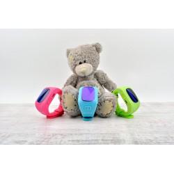 Lokalizator W2 w zegarku GPS dla dziecka z szybkim połączeniem SOS