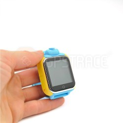 Lokalizator GPS W4 w zegarku GPS dla dziecka