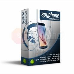 SpyPhone Android Rec Pro - lokalizator GPS dla dzieci