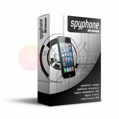 SpyPhone iOS Extreme - śledzenie osób starszych oraz dzieci